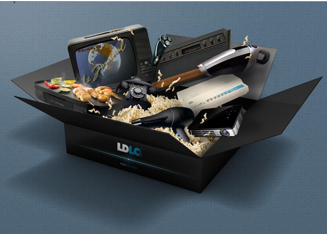 LDLC Box -  Poisson Avril