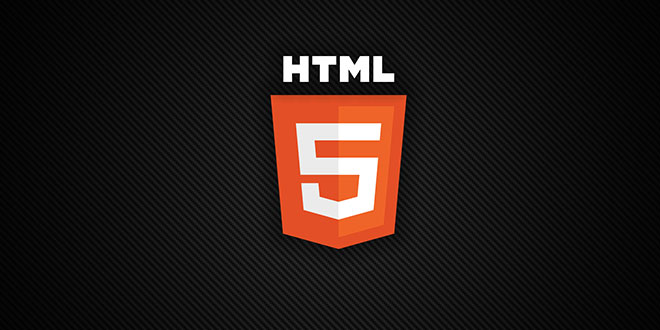 HTML5 – Introduction