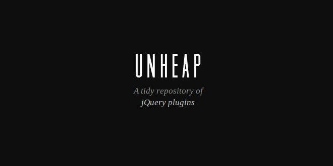 unheap-header