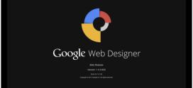 Google Web Designer, outil de conception de pubs en HTML5