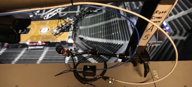 Visualiser les mouvements des joueurs de la NBA en temps réel, c'est bientôt possible