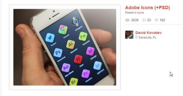 Psddd icone smartphone