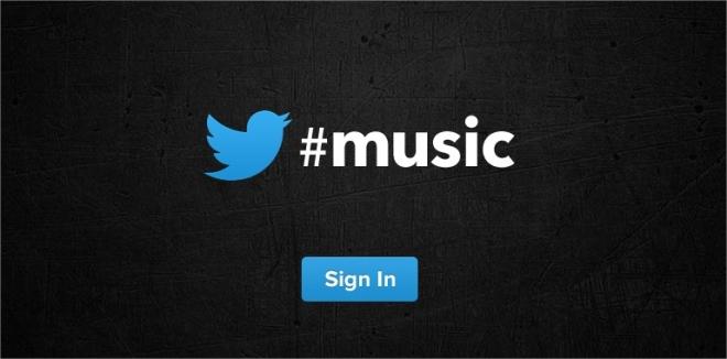 Twitter Music